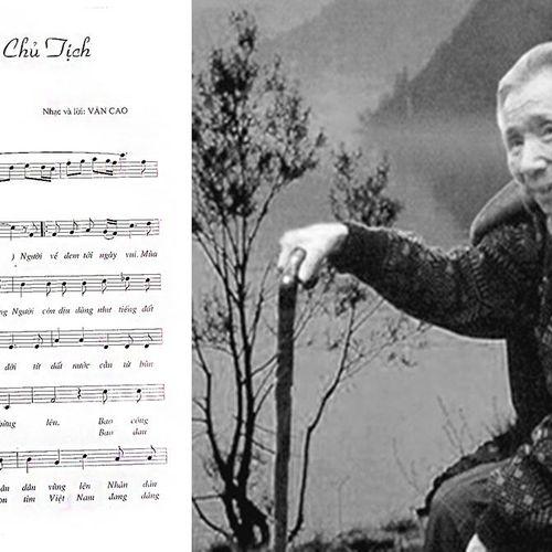 Ca ngợi Hồ Chủ tịch Tuyệt phẩm về lãnh tụ của nhạc sĩ Văn Cao