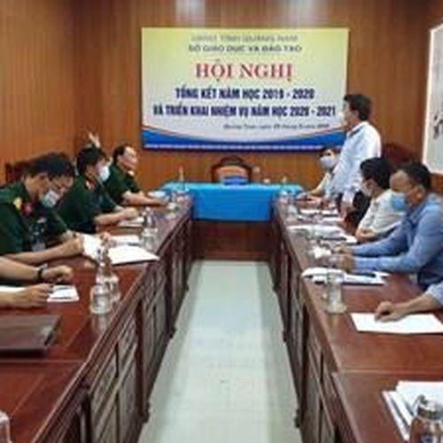 Phối hợp thực hiện tốt nhiệm vụ công tác coi thi tốt nghiệp THPT (đợt 2) tại tỉnh Quảng Nam