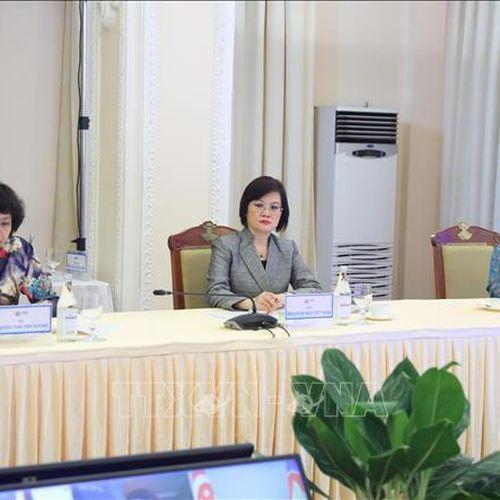 Tăng cường vai trò của phụ nữ ASEAN vì hòa bình, an ninh của khu vực và thế giới