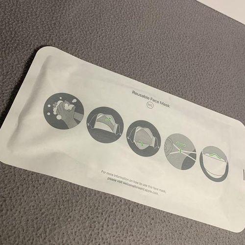 Apple phát miễn phí khẩu trang y tế cao cấp
