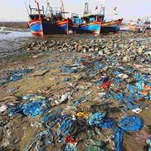 Châu Á đối diện thảm họa rác thải nhựa thời COVID-19