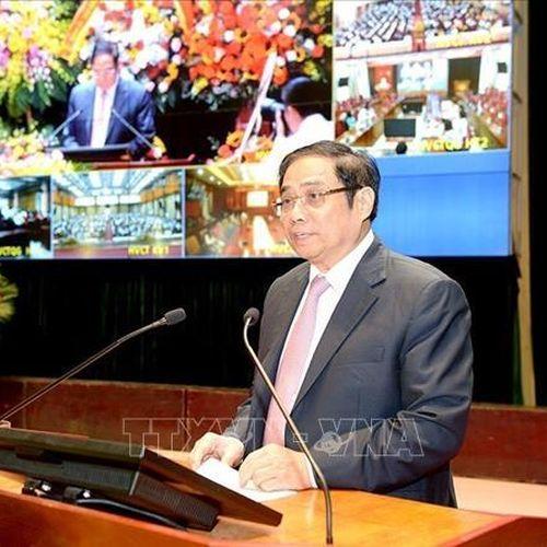 Học viện Chính trị quốc gia Hồ Chí Minh phải thể hiện rõ tầm vóc, vai trò ngôi trường cao cấp nhất của Đảng