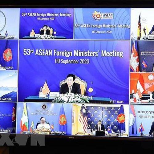 Dư luận thế giới đánh giá cao Việt Nam tổ chức AMM 53