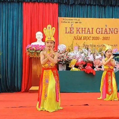 Vĩnh Phúc: Trường Tiểu học Minh Tân điểm sáng ngành Giáo dục huyện Yên Lạc