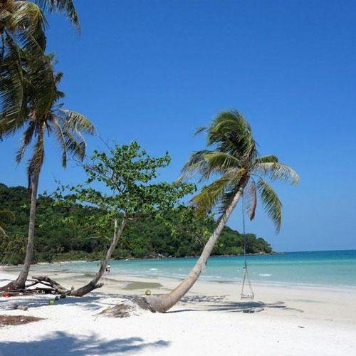 Bãi Sao Việt Nam lọt top 9 bãi biển đẹp nhất Đông Nam Á