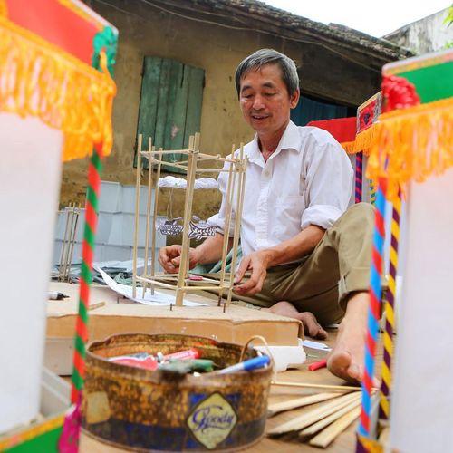 Giữ lại nét đẹp văn hóa Tết Trung thu truyền thống