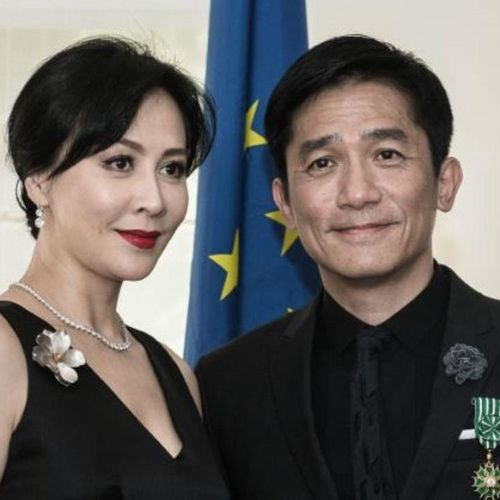 Lưu Gia Linh không gặp Lương Triều Vỹ 6 tháng qua