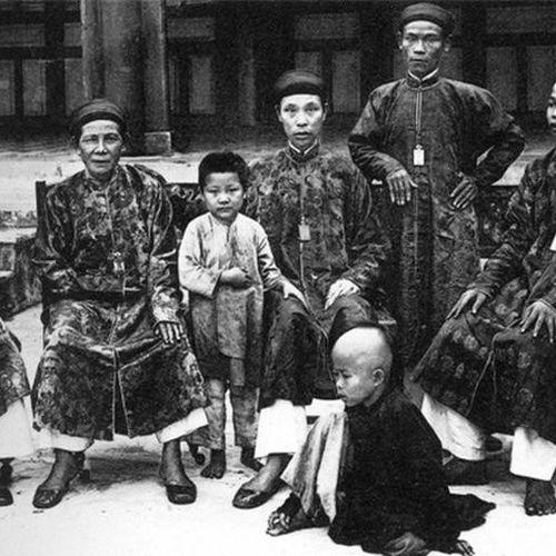 Những bức ảnh hiếm và đầy cảm xúc về Việt Nam hơn 100 năm trước