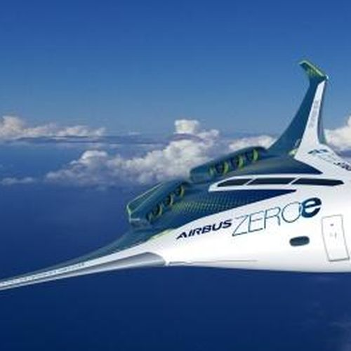 Giới thiệu 3 ý tưởng đặc biệt về máy bay không khí thải