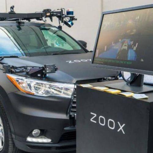 Zoox được cấp phép thử xe không người lái ở California