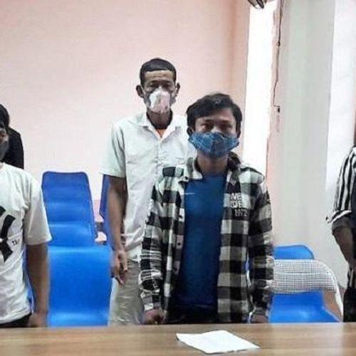 Nghệ An: Cách ly 5 công dân nhập cảnh trái phép