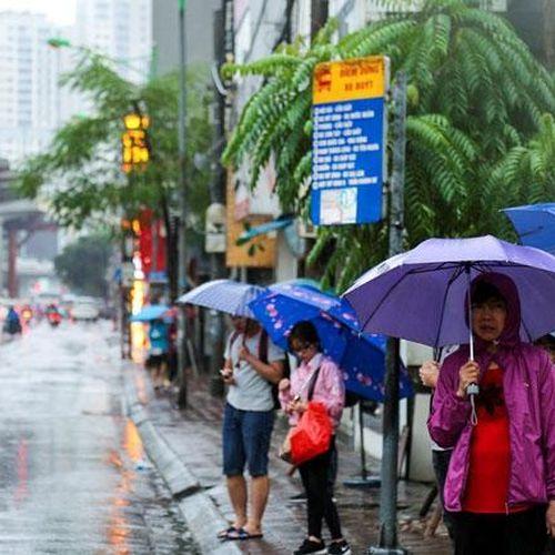 Bắc Bộ chuẩn bị đón đợt mưa lạnh, gió mùa
