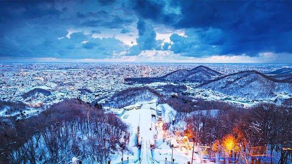 10 thành phố quyến rũ nhất đất nước mặt trời mọc