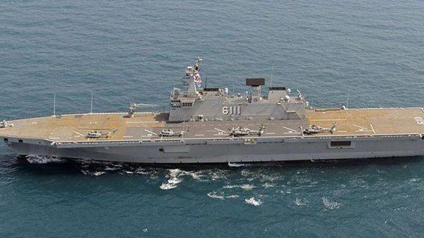 Hàn Quốc tuyên bố phê duyệt chương trình đóng hàng không mẫu hạm