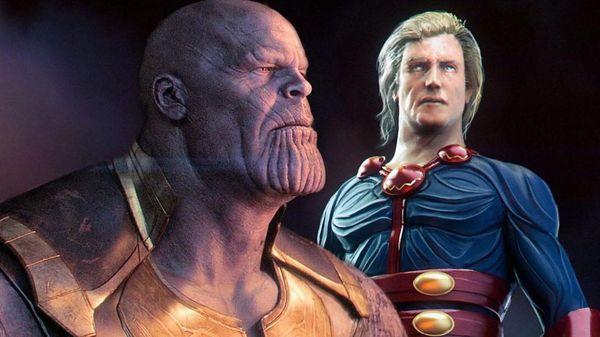Marvel: Thanos hồi sinh, với mục đích tiêu diệt các Eternals?