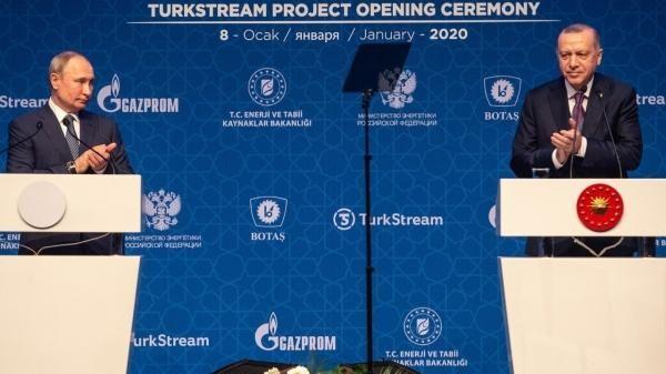 Một năm nhìn lại trục Tam giác năng lượng Nga - Thổ Nhĩ Kỳ - Mỹ: Thành công của TurkStream