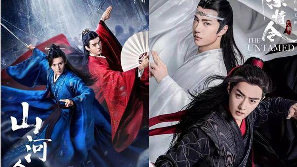 Triệu Vy lên tiếng việc so sánh giữa Cung Tuấn, Trương Triết Hạn và Tiêu Chiến, Vương Nhất Bác