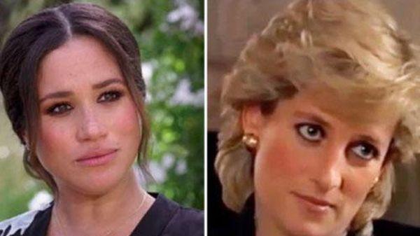 Meghan Markle 'sao chép' y hệt Công nương Diana trong cuộc phỏng vấn mới nhưng phải muối mặt khi bị chê tơi bời