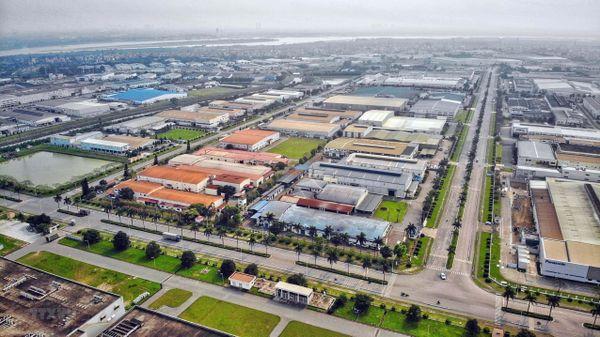 Hà Nội: Cụm công nghiệp Bắc Từ Liêm đã được lấp đầy 100%