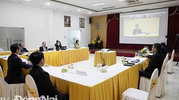 C.P Việt Nam tổ chức hội nghị trực tuyến 'Phát triển tiềm năng nhà cung ứng năm 2021'