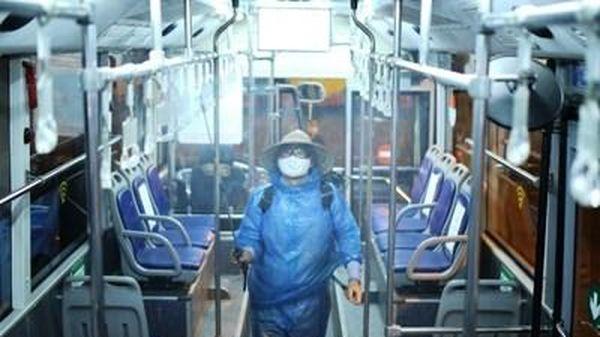 Hà Nội: Từ 0h ngày 8/3, bỏ quy định giãn cách trên các phương tiện vận tải công cộng