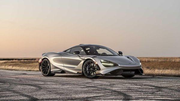 Bản độ McLaren 765LT mạnh 1.000 mã lực