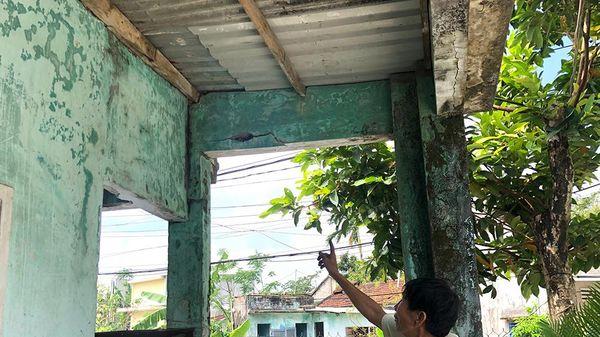 Quảng Nam: Dự án 'treo' ở thành phố Tam Kỳ... làm khổ người dân