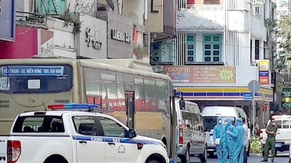 Phát hiện 35 người Trung Quốc nghi nhập cảnh trái phép, TP Hồ Chí Minh phong tỏa 1 khách sạn