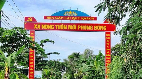 Kiên Giang huy động 17.400 tỷ đồng xây dựng nông thôn mới
