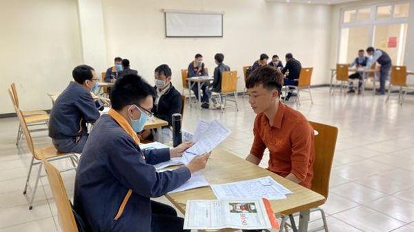 Formosa Hà Tĩnh tuyển thêm 150 lao động vào làm việc