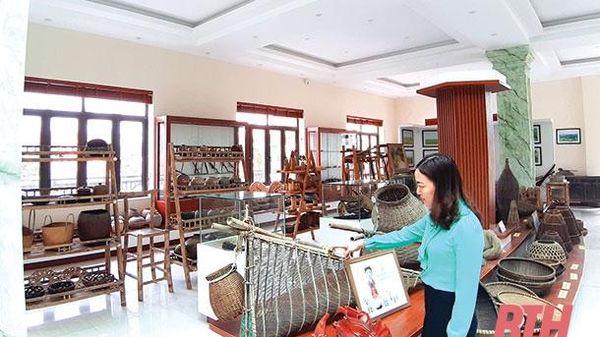 Nhà truyền thống huyện Hoằng Hóa: Nơi lưu giữ giá trị văn hóa - lịch sử
