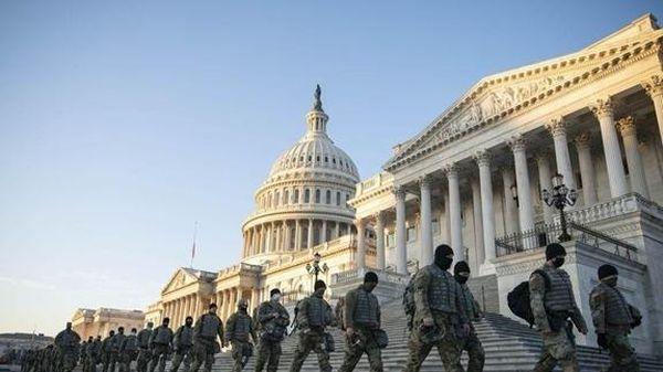 Mỹ cân nhắc duy trì Lực lượng Vệ binh quốc gia tại Đồi Capitol theo yêu cầu của cảnh sát