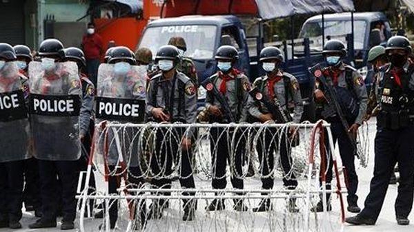 Myanmar yêu cầu Ấn Độ trao trả 8 cảnh sát vượt biên