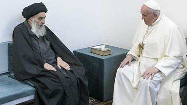 Giáo hoàng Francis có 'cuộc gặp lịch sử' tại Iraq