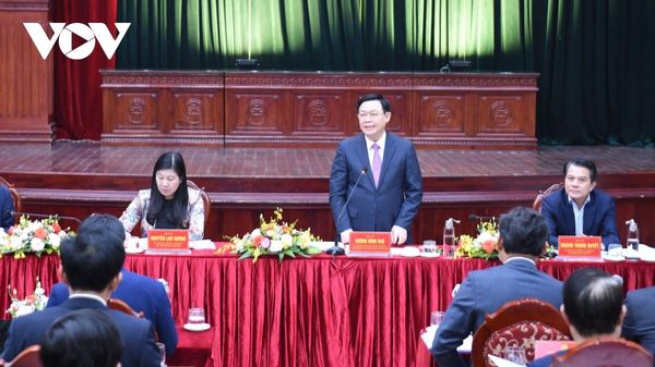 Thành ủy Hà Nội nhất trí cao với dự thảo 6 chương trình công tác