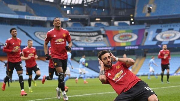 Thắng thuyết phục ngay tại Etihad, Man United chấm dứt kỷ lục ấn tượng của Man City