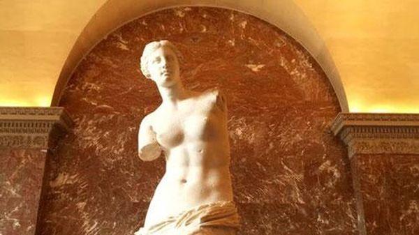 Tượng Hy Lạp cổ thường khỏa thân: Đây là 'bí mật' ít ai biết