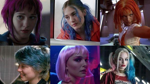 Những bộ phim để lại ấn tượng chỉ vì mái tóc nhuộm màu tuyệt đẹp của nữ chính