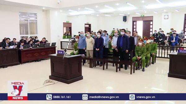 Ông Đinh La Thăng, Trịnh Xuân Thanh tiếp tục hầu tòa