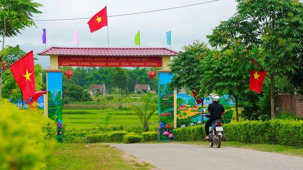 Tiên Yên: Nâng cao chất lượng tiêu chí môi trường