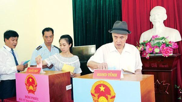 Tăng cường lãnh đạo, chỉ đạo tổ chức bầu cử đại biểu Quốc hội khóa XV và đại biểu HĐND các cấp