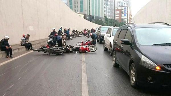 Năm 2021, Hà Nội tập trung xử lý hàng loạt 'điểm đen' tai nạn giao thông