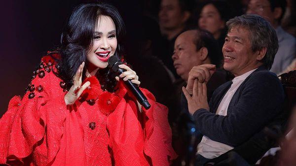 Thanh Lam hồn nhiên 'show ân ái', tỏ tình bạn trai trên sân khấu liveshow:'Em mang tình anh đến trọn đời'