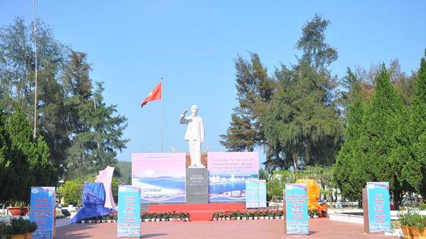 Cuộc thi trắc nghiệm tìm hiểu 'Bác Hồ với tỉnh Quảng Ninh và huyện đảo Cô Tô'
