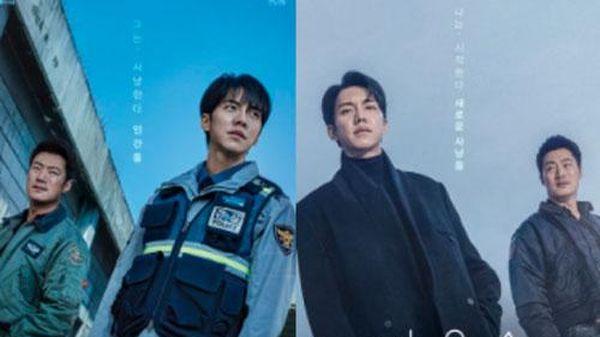Lee Seung Gi từ anh cảnh sát thật thà hóa kẻ săn người điên loạn trong poster mới của Mouse