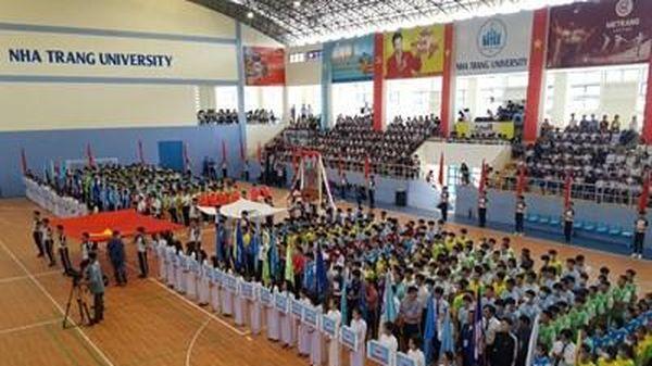 Khai mạc Hội khỏe Phù Đổng tỉnh Khánh Hòa năm học 2020-2021