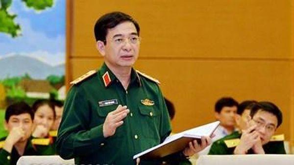 Thượng tướng Phan Văn Giang được phê chuẩn bổ nhiệm chức vụ Bộ trưởng Bộ Quốc phòng