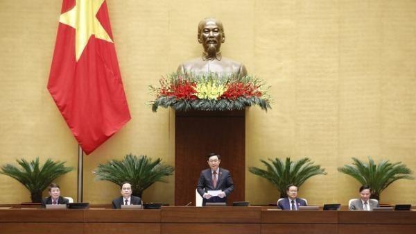 Hôm nay, bế mạc Kỳ họp thứ 11 Quốc hội khóa XIV