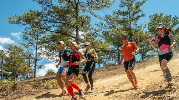 Khám phá Đà Lạt thơ mộng qua giải chạy Lâm Đồng Trail 2021