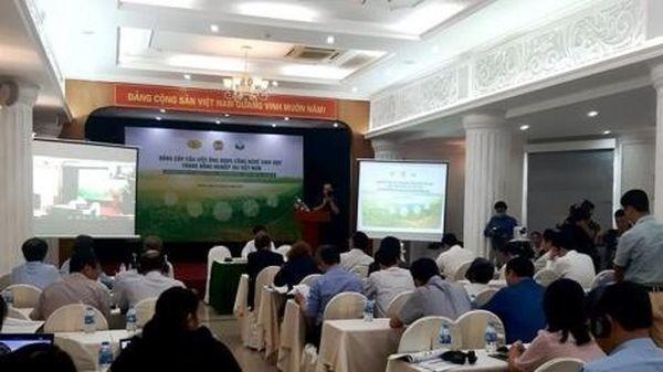 Ứng dụng công nghệ sinh học trong nông nghiệp - gia tăng lợi nhuận, bảo vệ môi trường